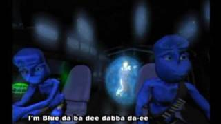 Eiffel 65 - Blue Da Ba Dee video