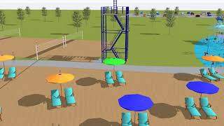 Site Design Fly Through