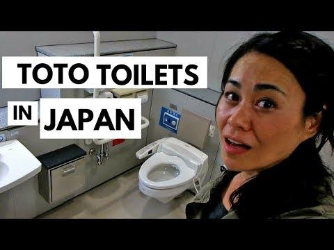 TOTO TOILETS: LUXURY TOILETS IN ASIA