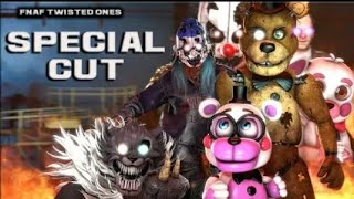 Five Nights At Freddy's: The Twisted Ones|Full movie🎥