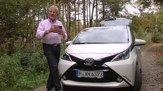 Test Toyota Aygo X Play Touch