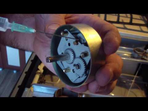 Ремонт газовой плиты Gefest Glass Line Таймер