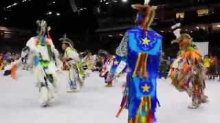 NOAC 2015 Grass Dance Competition 2