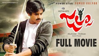 Jalsa Telugu Full Movie  Pawan Kalyan  Ileana DCruz