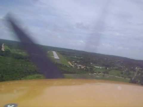 Cessna 172 - Toque e Arremetida em Soure-PA