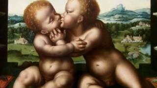 Йос ван клеве the holy infants embracing