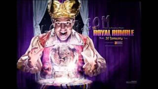 """Royal Rumble 2012 Theme - """"Warning Signs"""""""