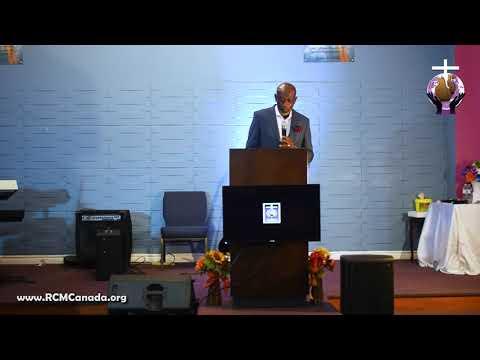 """2021-Sep-05 - """"And the door was shut"""" with Pastor Noel Richards (RCM)"""