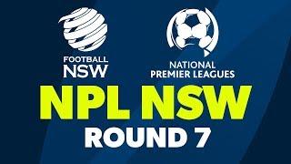 NPL NSW, Round 7, Rockdale City Suns FC V Sydney FC #NPLNSW