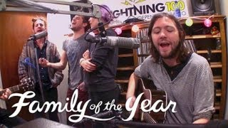 Family of the Year - Buried - Live at Lightning 100 studio