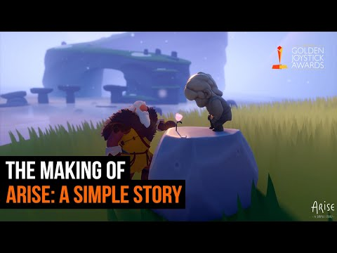 Arise: A Simple Story : The Making of Arise: A Simple Story - Golden Joystick Awards 2019 featurette