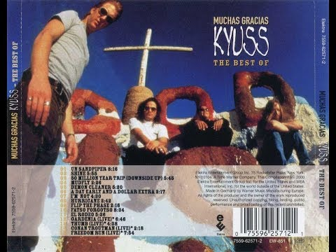 Kyuss - Flip The Phase