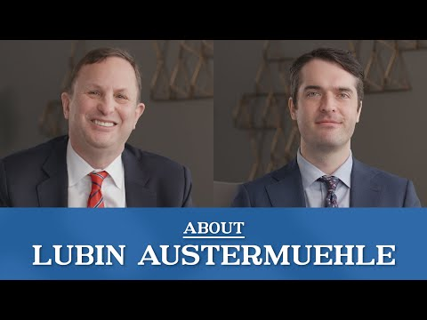 video thumbnail About Lubin Austermuehle | Peter Lubin and Patrick Austermuehle