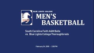 Thoroughbreds vs. SCFAM - February 24, 2018