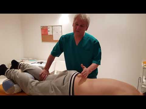 Gimnastyka Norbekova kręgosłupa szyjnego