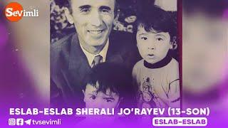 Eslab 13-son Sherali Jo