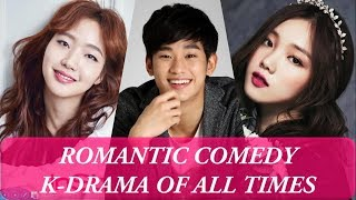 Top 10 Must-Watch Romantic Comedy Korean Drama Series of All Times