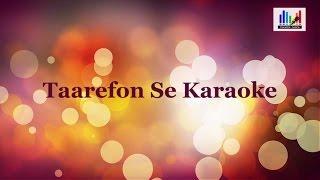 Taarefon Se Karaoke   Dear Zindagi - YouTube