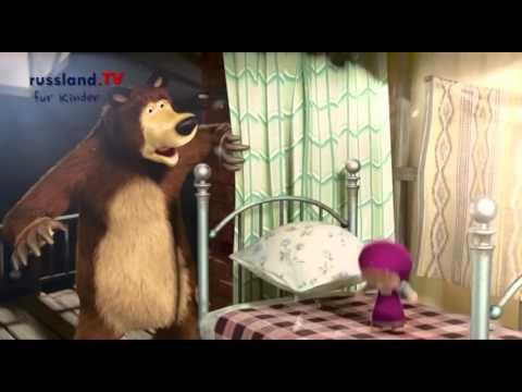 Mascha und der Bär – jederzeit [Video]