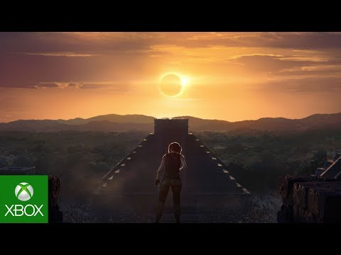 Premier teaser de Shadow of the Tomb Raider