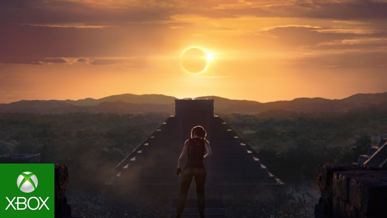 Square Enix обявиха Shadow of the Tomb Raider
