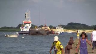 preview picture of video 'estuaire de la Loire'