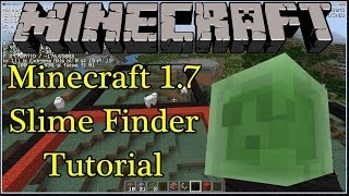 minecraft slime chunk finder ps4 - TH-Clip