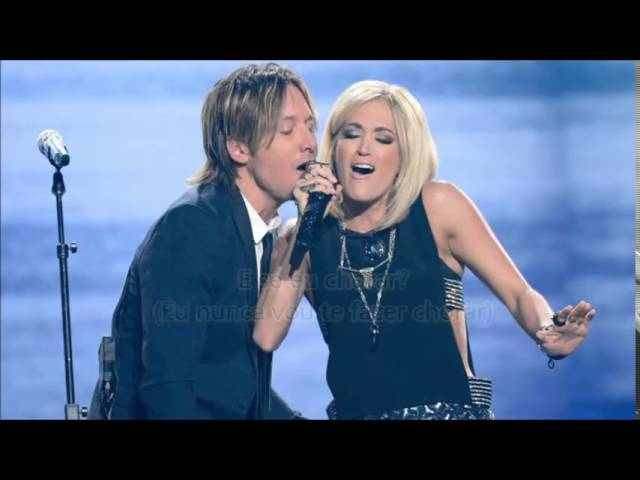 The Fighter Feat Carrie Underwood Keith Urban (2)