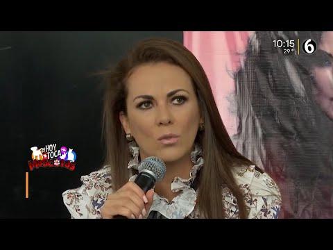 Edith Marquez quiere con Marc Anthony y Alejandro Fernández