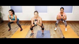 30-Minute Full Body Calorie Burner | Class FitSugar