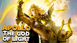 Apollo: The God of Light and Music - The Olympians - Greek Mythology Stories - See U in History