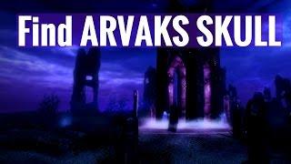 Where to Find Arvaks Skull (Soul Cairn) - Skyrim REMASTERED