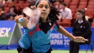 Badmiton Indian Open Selection Tournament women's singles Final