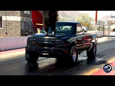 Video trailer för Will This Performance Diesel Hold Up on the Track?   Diesel Brothers