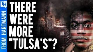 Media Ignoring the Many Tulsa Massacres Why