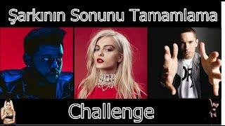 Şarkının Sonunu Tamamlama Challenge