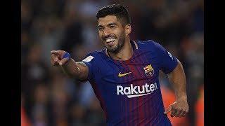 How to Play as a Striker - Suarez