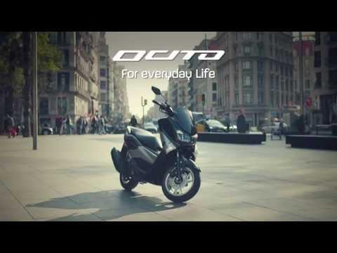 MBK Ocito ABS : du nouveau dans les scooters urbains !
