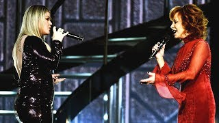 Kelly Clarkson & Reba - 'Does He Love You' Bridge Notes Evolution (2002-2018)