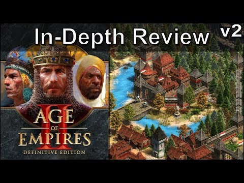 Age of Empires II: Definitive Edition - In-Depth Review & Comparison (v2)