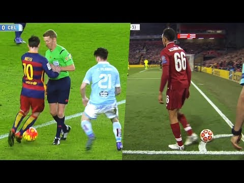 Smartest & Cheeky Plays From Football Stars