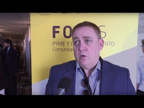 Entrevista a Joaquín Alcázar, Director de CEEI Elche[;;;][;;;]
