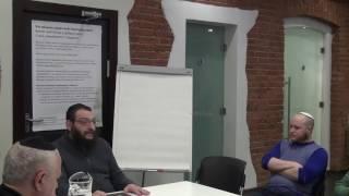 """""""Социальная и религиозная история евреев"""" Борух Горин. Лекция от 11 января 2017 года"""