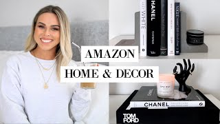 AMAZON HOME + DECOR HAUL MUST HAVES | MODERN-MONOCHROME