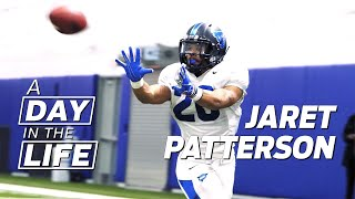 UB Football Day in the Life: Jaret Patterson