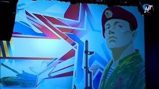 В филармонии состоялось официальное торжество в честь Дня защитника Отечества