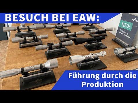 EAW Montagen: Optik-Montagen 2021: Zu Besuch bei EAW − es geht weiter und wie! Mit Führung durch die Produktion im Video.