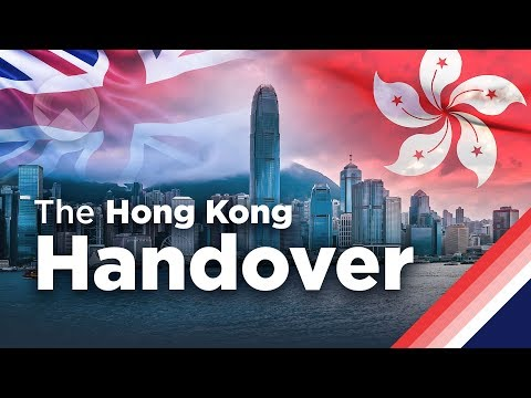 How Hong Kong Changed Countries (2019) - a brief overview of the negotiations, logistics, and ceremony of the handover
