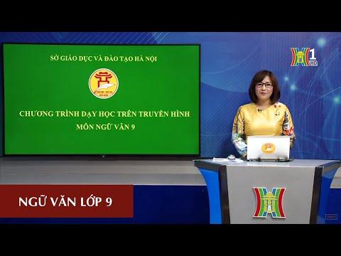 MÔN NGỮ VĂN - LỚP 9 | NHỮNG NGÔI SAO XA XÔI (TIẾT 2) | NGÀY 25.04.2020 | HANOITV