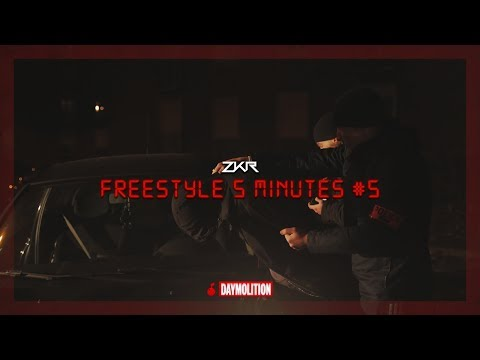 ZKR - Freestyle 5 min #5 I Daymolition